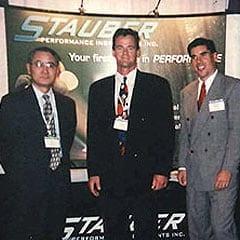 1998 Stauber leadership